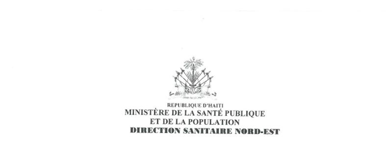 Reconocimiento del Ministerio de Sanidad de Haití a Grupo Salud Integral