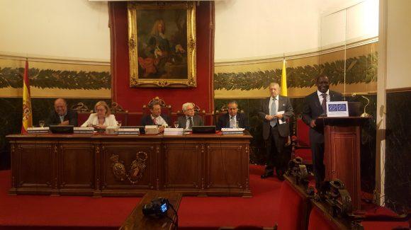 Cumbre Sobre la Salud Total en Real Academia Nacional  de Medicina en Madrid